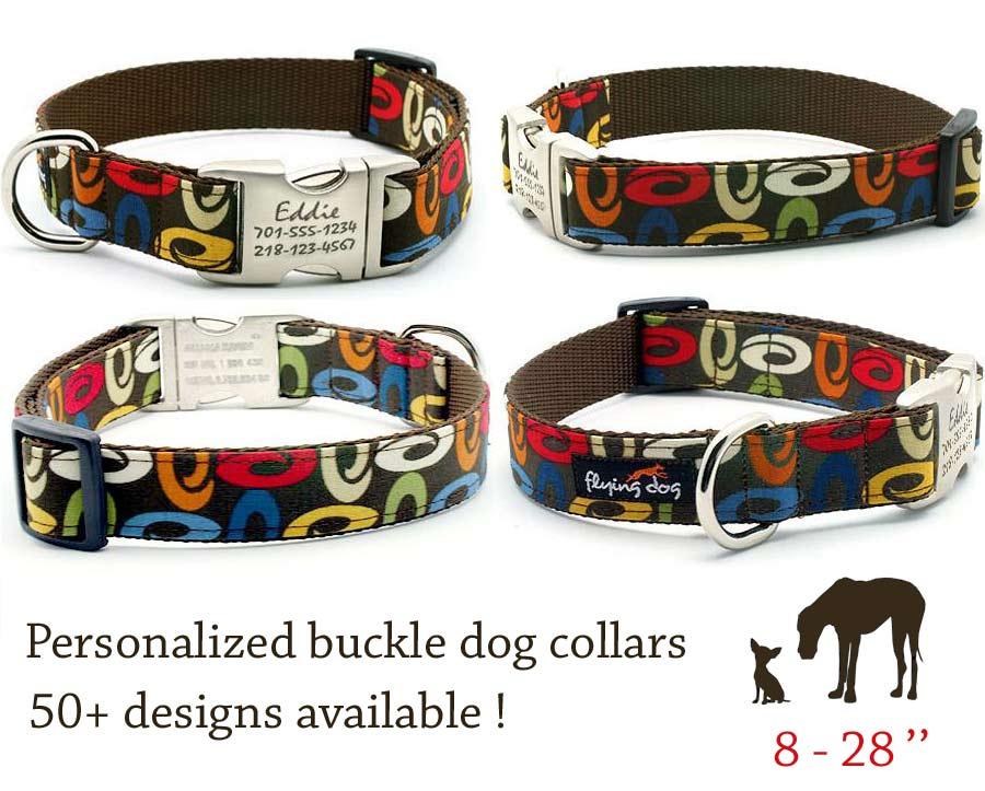 Feminine Dog Collars